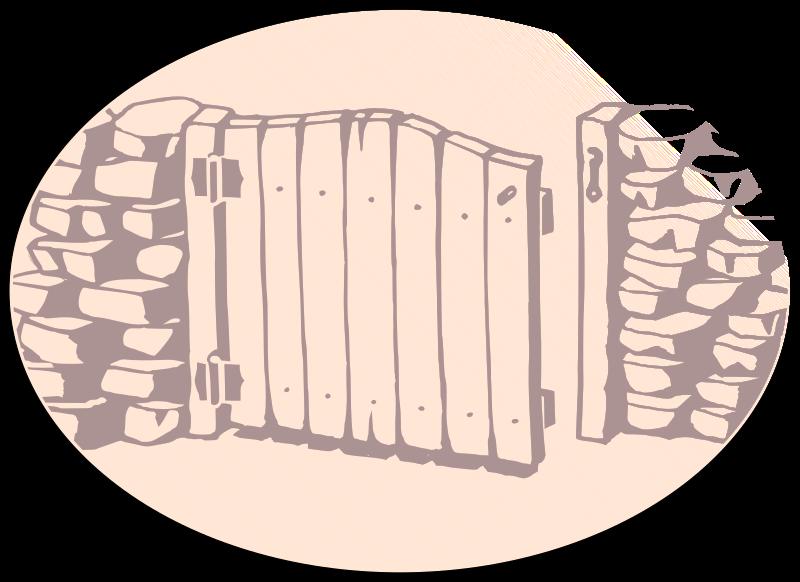 free clipart gates - photo #47