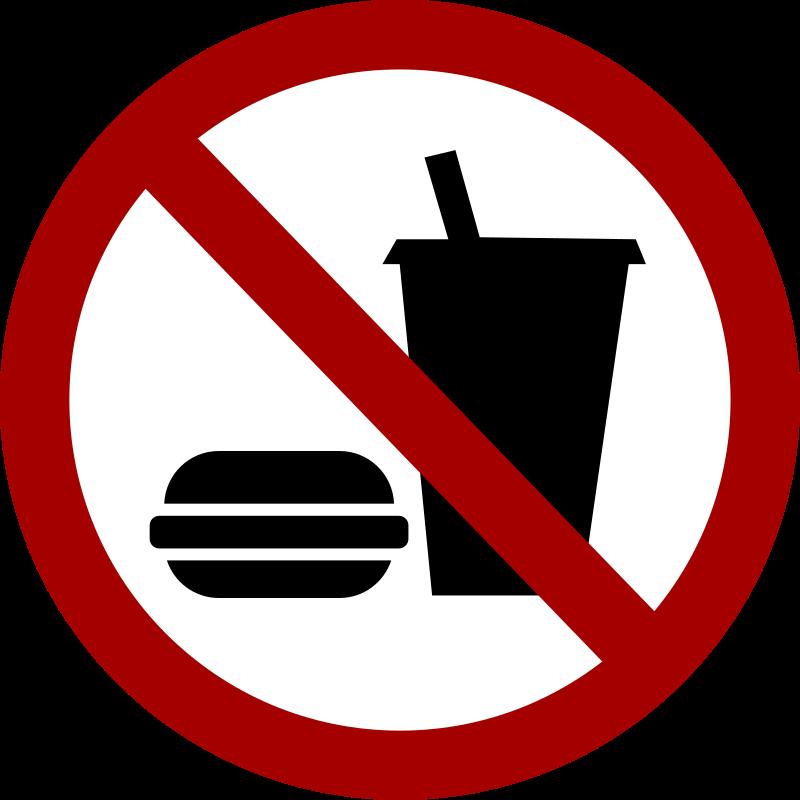 No food drink by doctormo no food drink