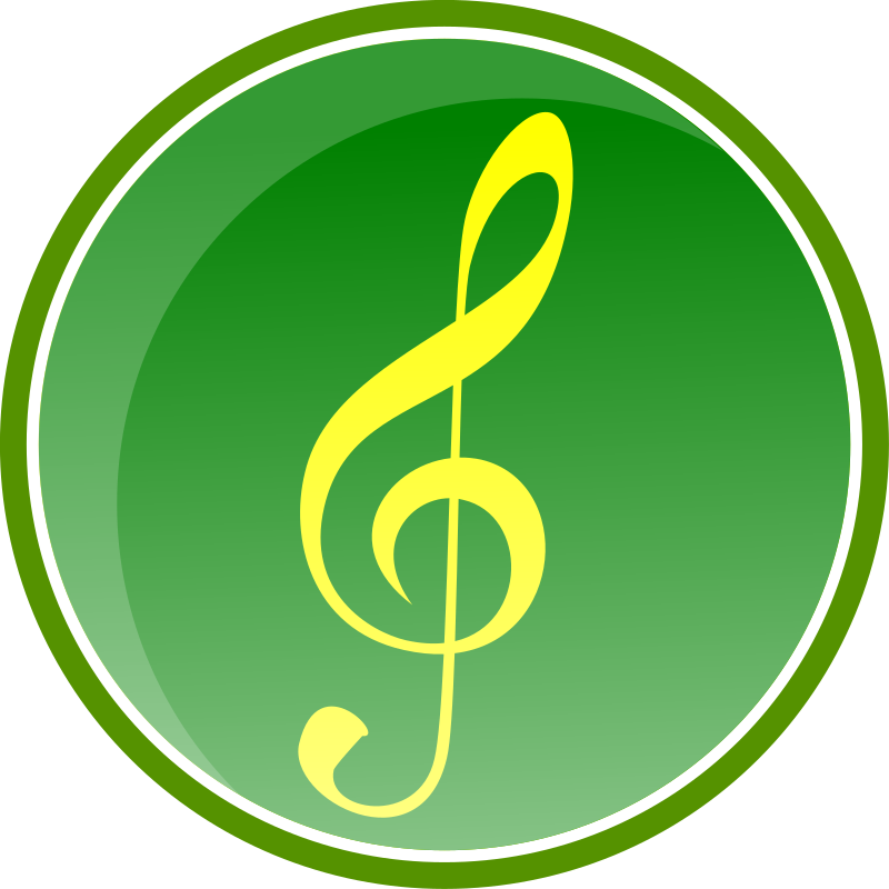 Music Icon-Green-2 by gsagri04 - Music icon 2