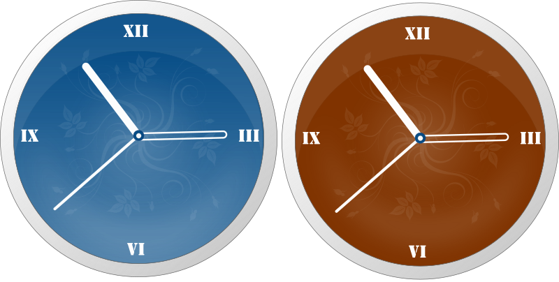 Clock by gsagri04 - Artistic clock, 
