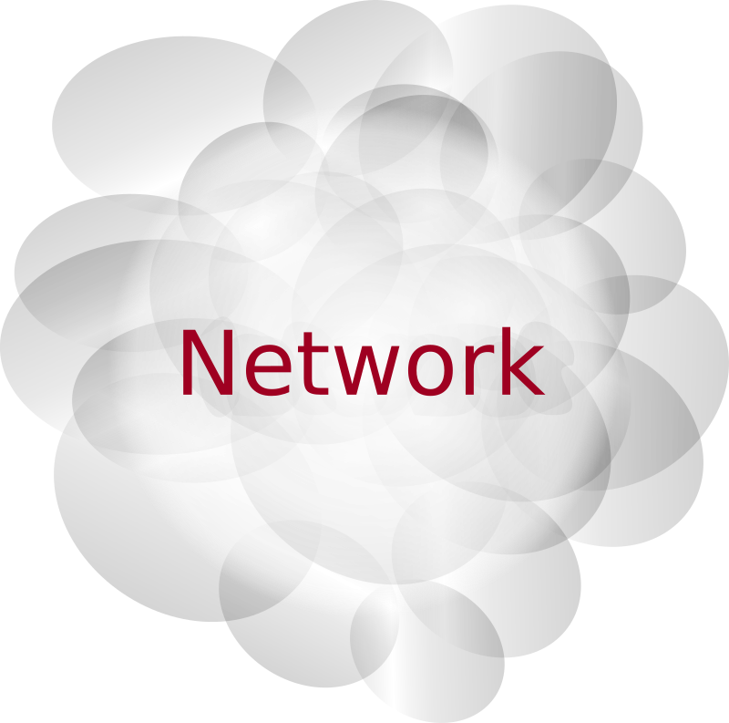 network cloud by Anonymous -
