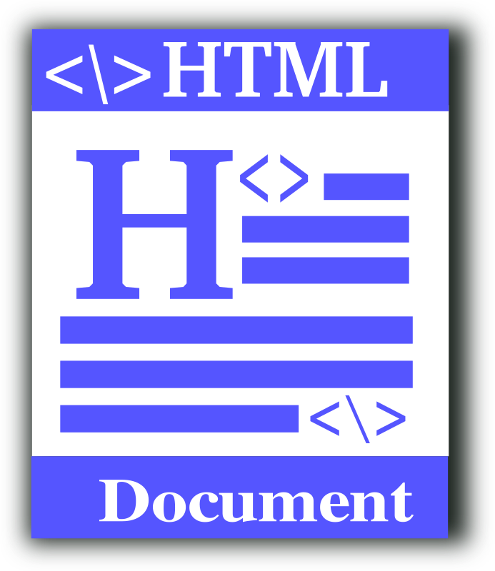 HTML file icon by gsagri04 - HTML file icon
