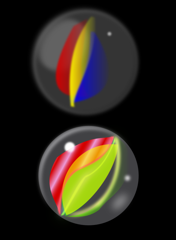 Canicas 2, balls by pauthonic - Marbles.