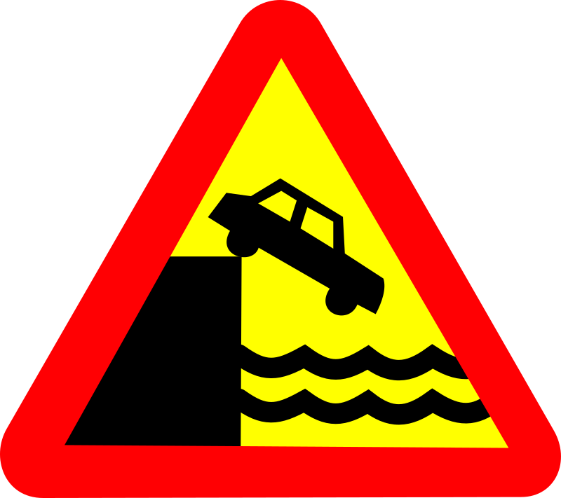 quay sign by Anonymous