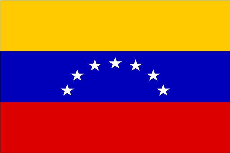 venezuela flag by yves_guillou - Flag of Venezuela.