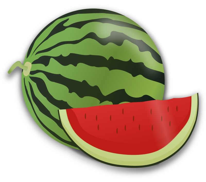 Water Melon by gnokii -
