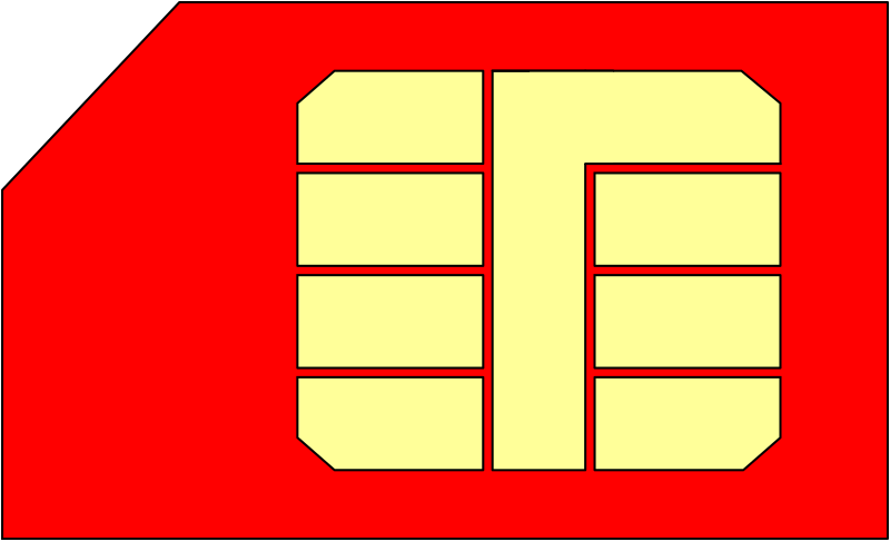 SIM Card by Anonymous