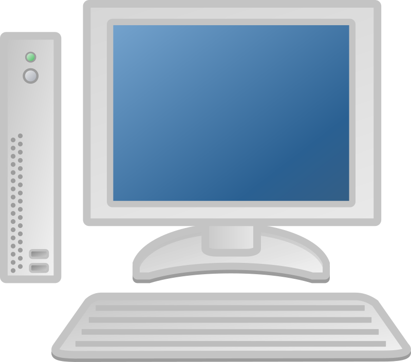thin client by Anonymous - A thin client icon graphic