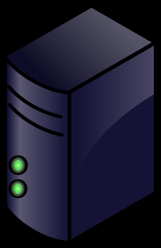 Clipart - Server 1