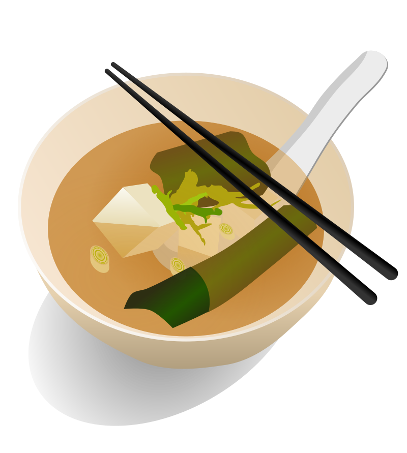 Miso Soup by gnokii -