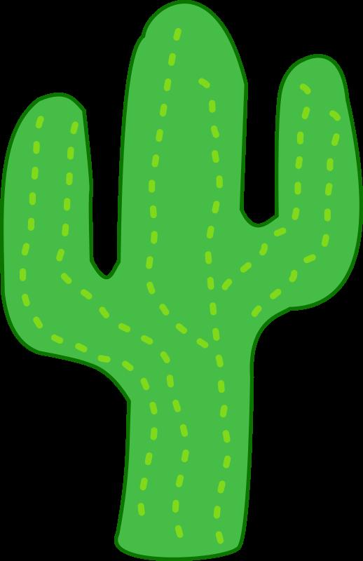 Clipart - Cactus