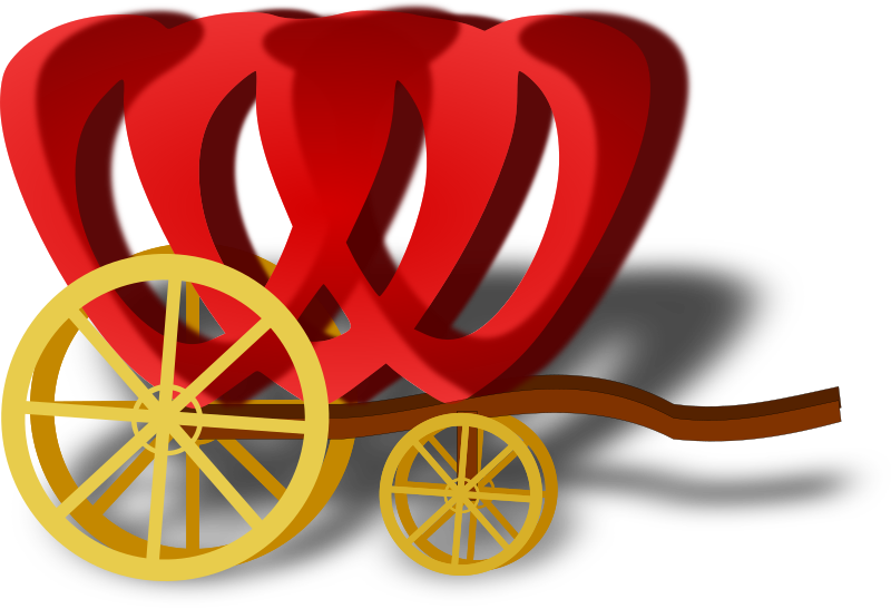 Carriage by pauthonic - Carriage or wagon.