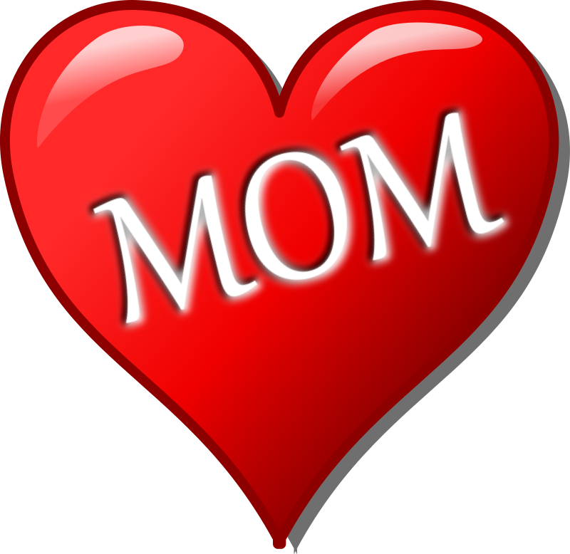 "Mother's day heart by palomaironique - Mother's day heart - C�ur pour la F�te des M�res - Herz f�r Muttertag - Cuore per la festa della mamma - Cora��o para o Dia das M�es (remixed from ""Anonymous"" work)  mothers day, mother's day"