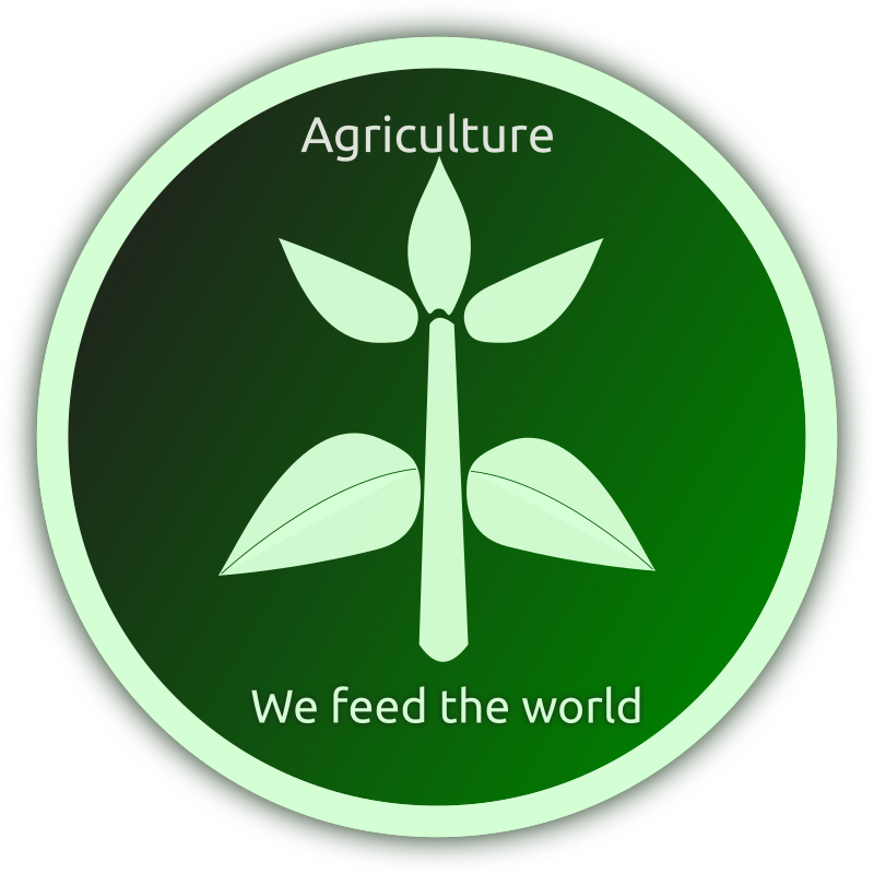 Agriculture Logo by gsagri04 - Agriculture logo with slogan