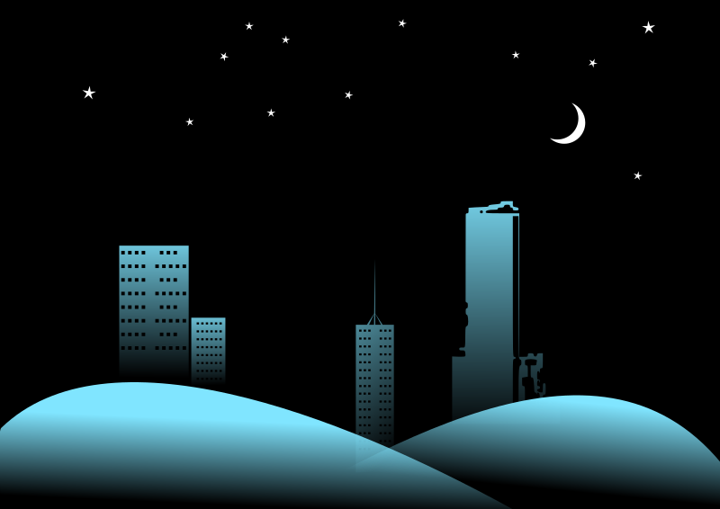 Night Cityscape by beshra