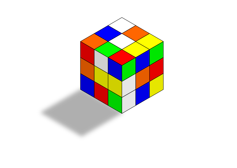 Rubiks cube by jimmyboy99 -