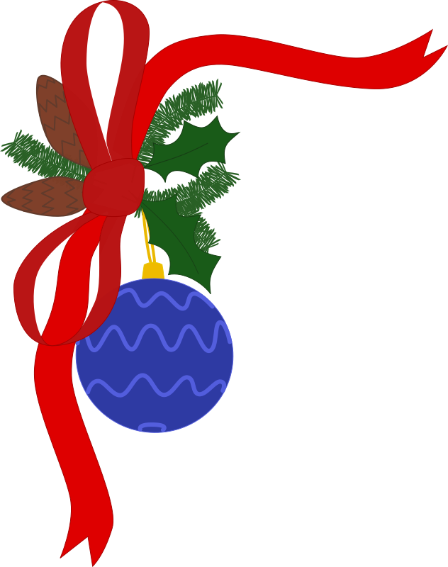 clipart christmas decorations - photo #14