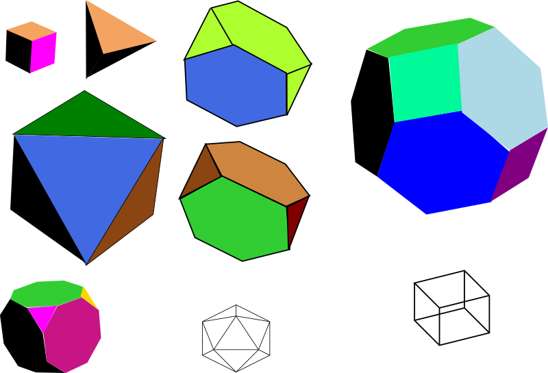Clipart Solids1