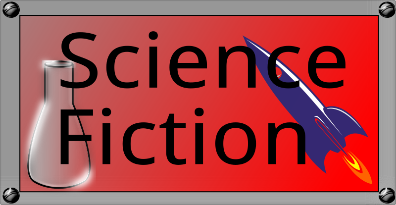Science Fiction Button by algotruneman - Rocket used to enhance the navigation button