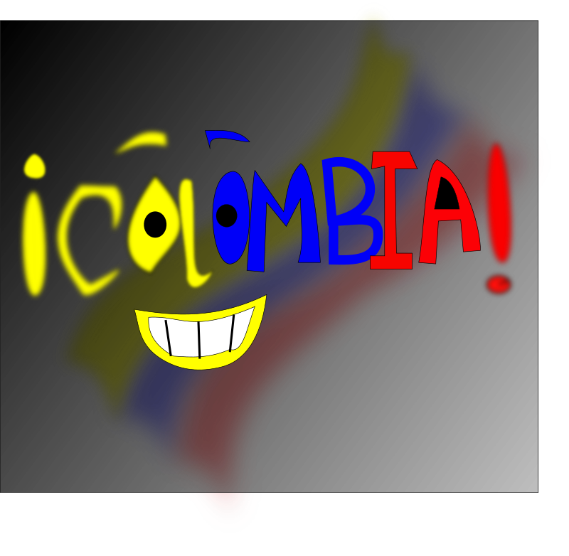 Colombia by santiago-bmx - Colombia logo