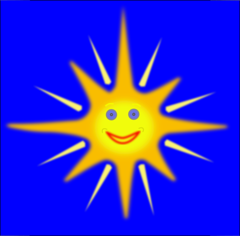 Happy Sun by mystica - A happy sun as it always is... enjoy!!   ;-)