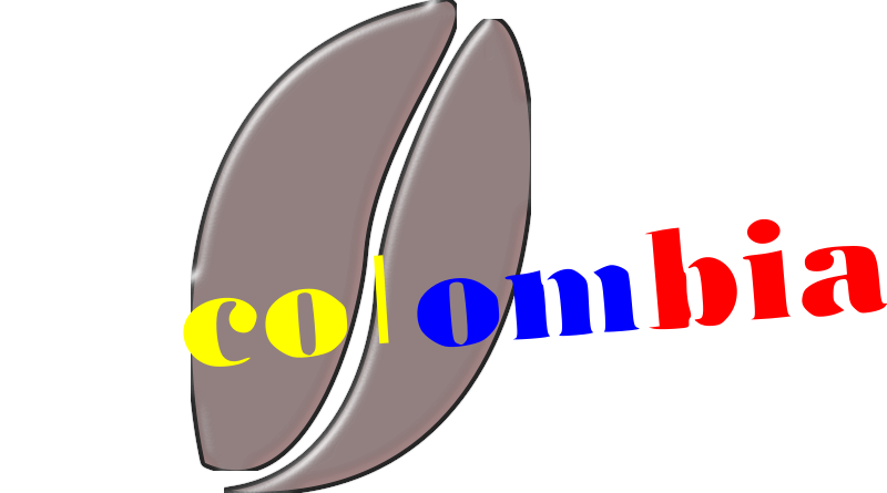 Clipart - cafe colombiano