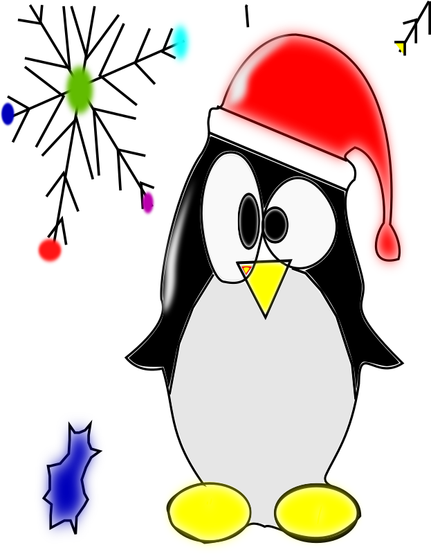 Linux Penguin by juan david