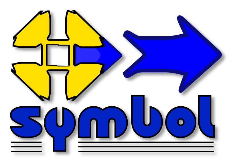 "Symbol by mystica - I have made this as an idea to anyone... who want to create.... the shape of this art make it imposseble to have text that can be edit... but i did use ""fingerpop"" in the text ;-)"