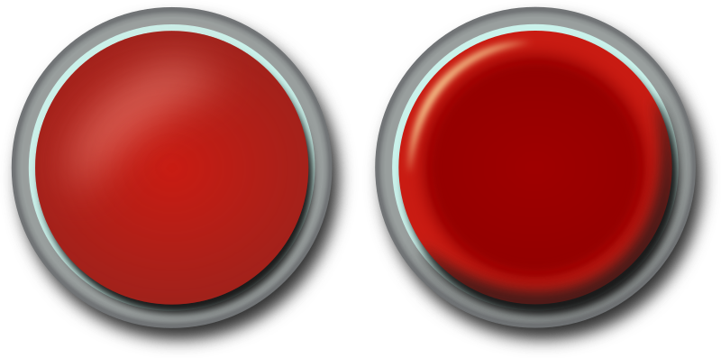 Red button by nikla88