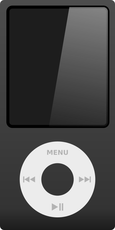 Music Player by nikla88 - A music player with a big screen.