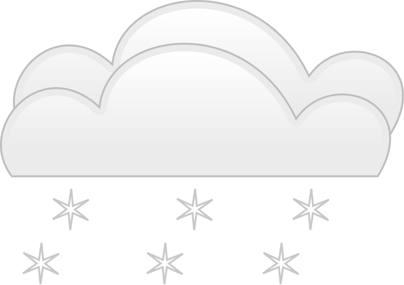 overcloud snowfall by spite
