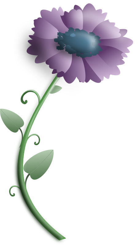 Flower by TheGraphicGirl - An artistic flower