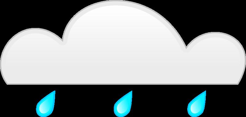 Clipart - rain