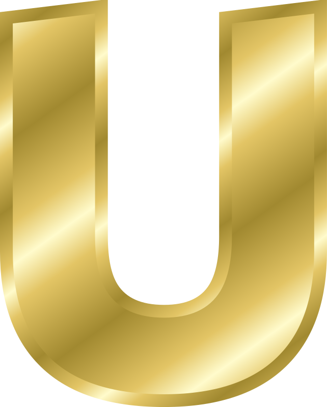 "Effect Letters alphabet gold by Chrisdesign - Note! Filling and outline were copied by ""style copy"" by the letter A. Thus if this is changed, all marked elements change th"