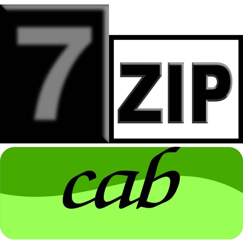 7zipClassic-cab by kg - 7-Zip is a file archiver with a high compression ratio and 7-Zip is open source software that supports (reads and writes) many poplar archive formats (zip, rar, 7zip, iso). The current recommended version is 7-Zip 9.22 beta.