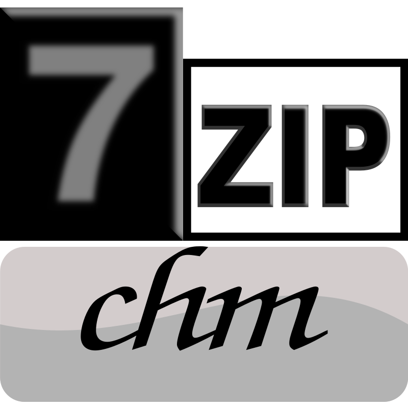 7zipClassic-chm by kg - 7-Zip is a file archiver with a high compression ratio and 7-Zip is ope