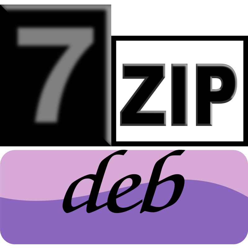 7zipClassic-deb by kg - 7-Zip is a file archiver with a high compression ratio and 7-Zip is open source software that supports (reads and writes) many poplar archive formats (zip, rar, 7zip, iso). The current recommended version is 7-Zip 9.22 beta.