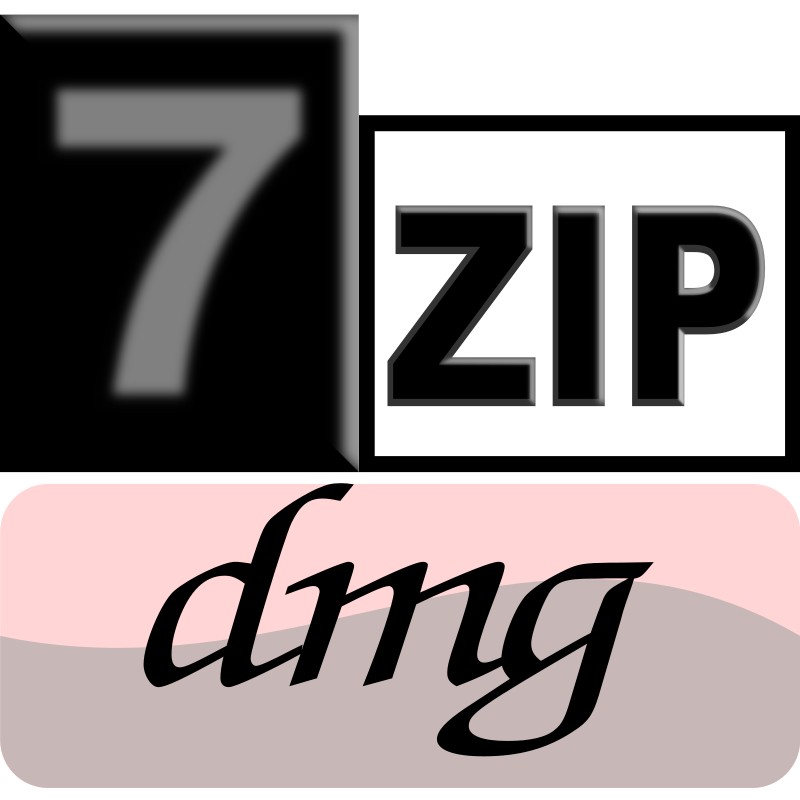 7zipClassic-dmg by kg - 7-Zip is a file archiver with a high compression ratio and 7-Zip is open sourc