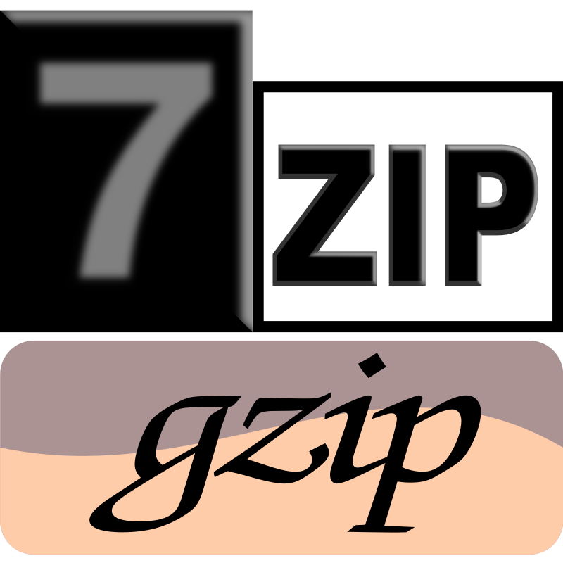 7zipClassic-gzip by kg - 7-Zip is a file archiver with a high compression ratio and 7-Zip