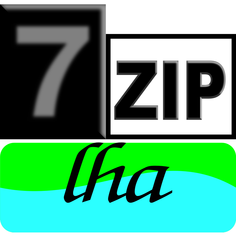 7zipClassic-lha by kg - 7-Zip is a file archiver with a high compression ratio and 7-Zip is open source software that supports (reads and writes) many poplar archive formats (zip, rar, 7zip, iso). The current recommended version is 7-Zip 9.22 beta.