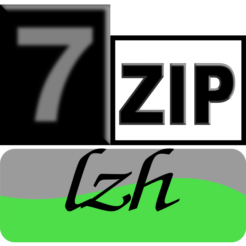 7zipClassic-lzh by kg - 7-Zip is a file archiver with a high compression ratio and 7-Zip is ope
