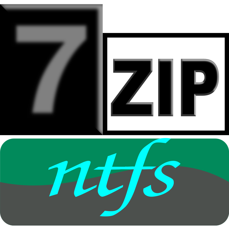 7zipClassic-ntfs by kg - 7-Zip is a file archiver with a high compression ratio and 7-Zip is open source software that supports (reads and writes) many poplar archive formats (zip, rar, 7zip, iso). The current recommended version is 7-Zip 9.22 beta.