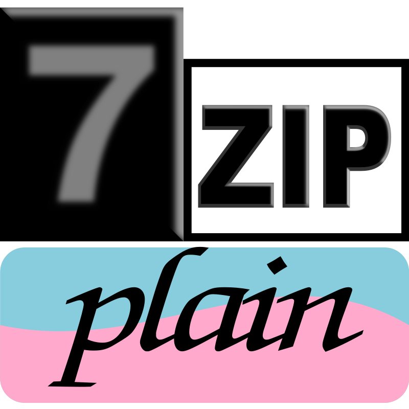 7zipClassic-plainzip by kg