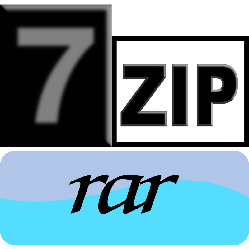 7zipClassic-rar by kg - 7-Zip is a file archiver with a high compression ratio and 7-Zip is open so
