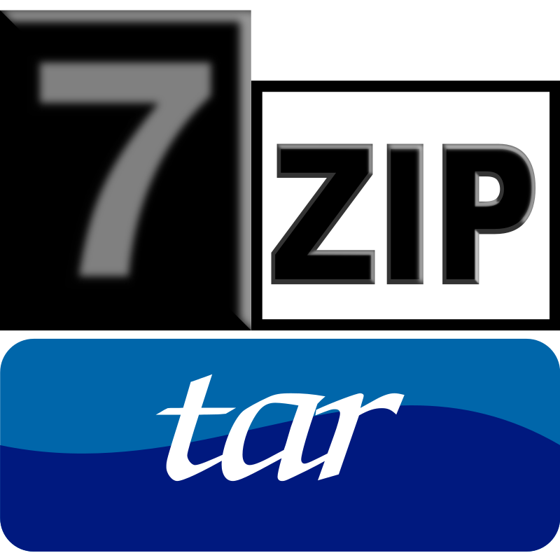 7zipClassic-tar by kg - 7-Zip is a file archiver with a high compression ratio and 7-Zip is open sourc
