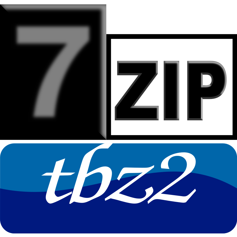7zipClassic-tbz2 by kg - 7-Zip is a file archiver with a high compression ratio and 7-Zip is open