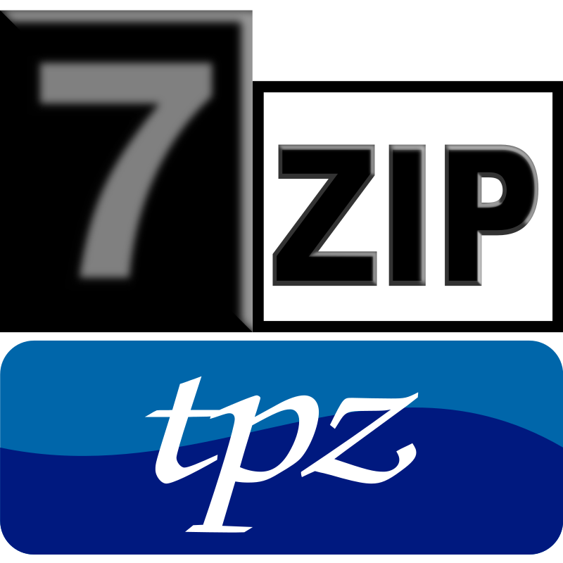 7zipClassic-tpz by kg - 7-Zip is a file archiver with a high compression ratio and 7-Zip is open sourc