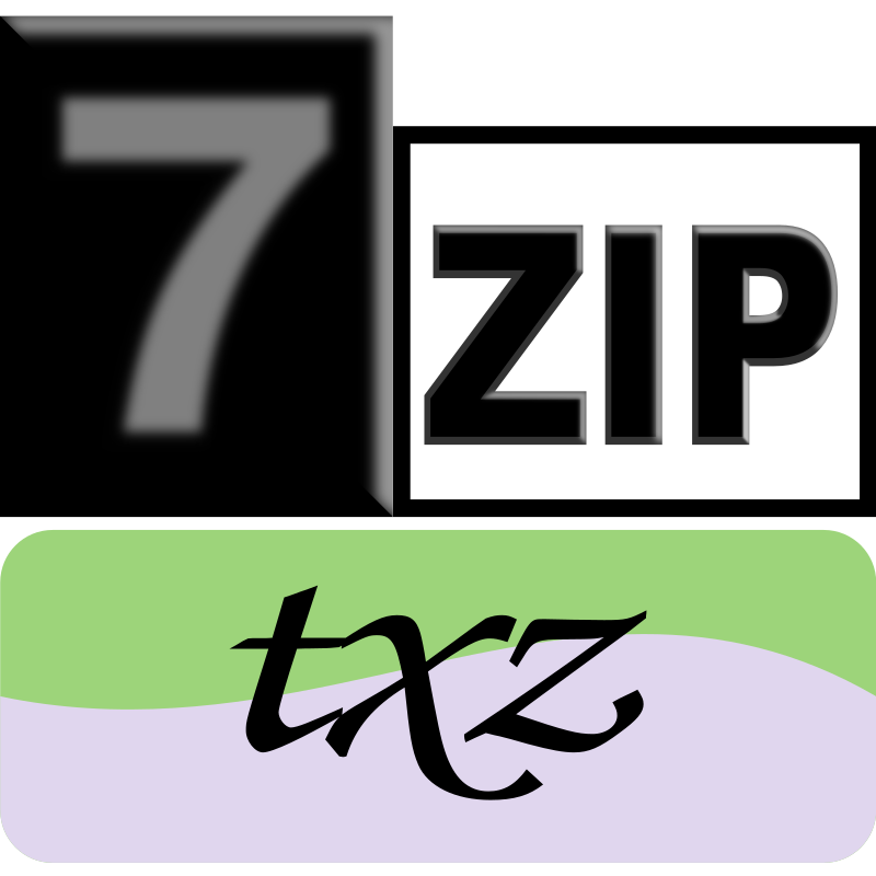 7zipClassic-txz by kg - 7-Zip is a file archiver with a high compression ratio and 7-Zip is open source software that supports (reads and writes) many poplar archive formats (zip, rar, 7zip, iso). The current recommended version is 7-Zip 9.22 beta.