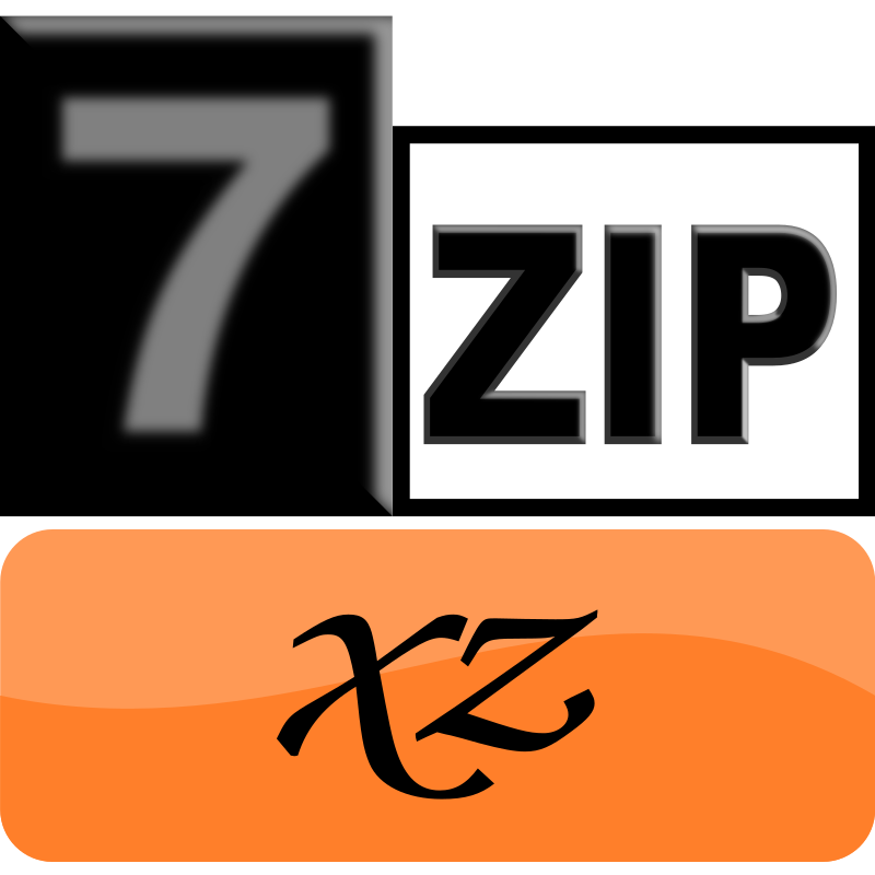 7zip Classic xz by kg - 7-Zip is a file archiver with a high compression ratio and 7-Zip is open source software t