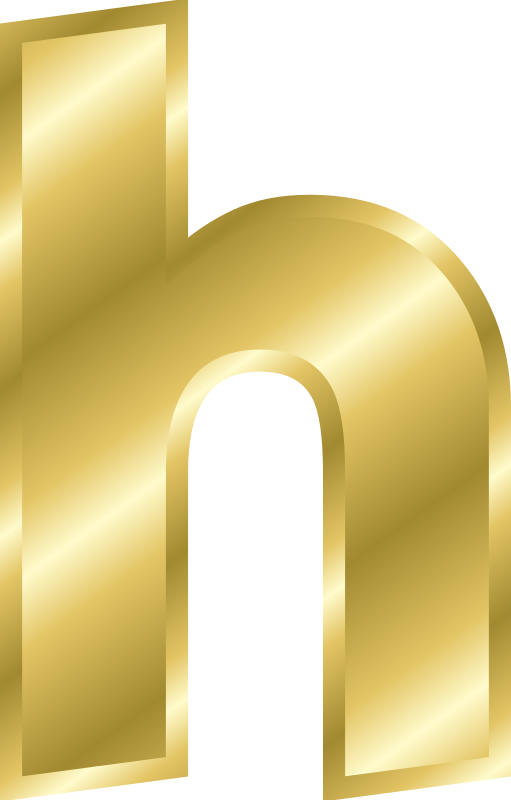 "Effect Letters alphabet gold by Chrisdesign - Note! Filling and outline were copied by ""style copy"" by the letter A. Thus if this is changed, all marked elements change themselves as well!"